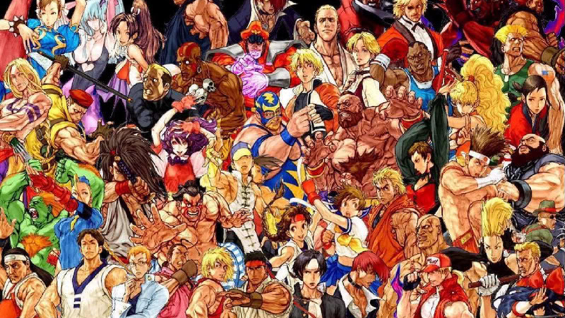 Illustration for article titled Four New Characters I'd Want to See in a New Capcom vs. SNK
