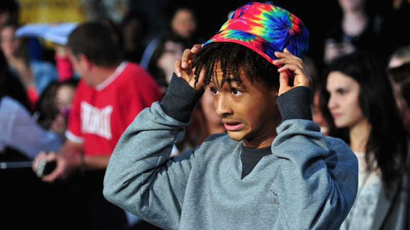 Illustration for article titled Is Jaden Smith a Fifty Shades of Grey Fan?