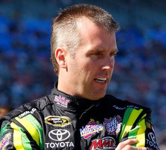 """Illustration for article titled Jeremy Mayfield Goes To War Against NASCAR And His """"Whore"""" Stepmom"""