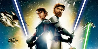 Illustration for article titled Clone Wars Is A Good Enough Trailer For The TV Show