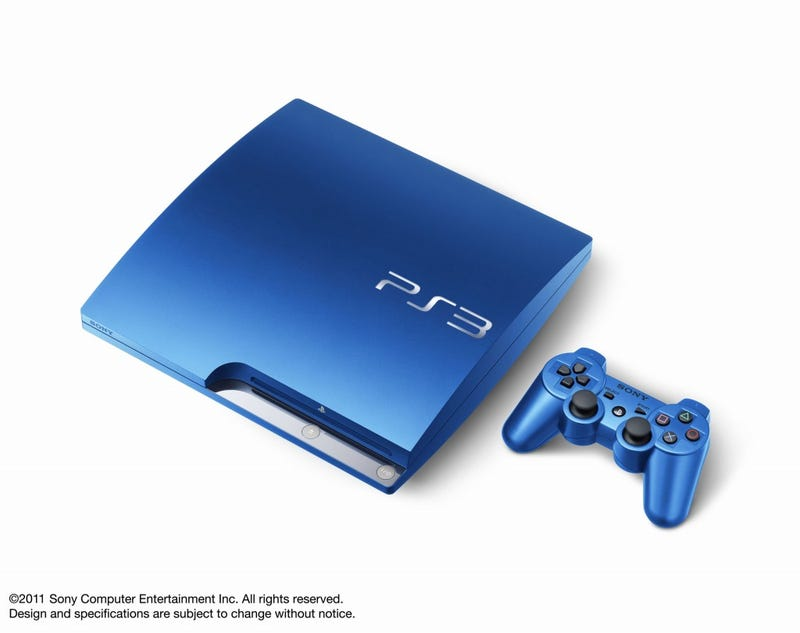 Illustration for article titled How About Two New PS3 Colors? Okay, Then!