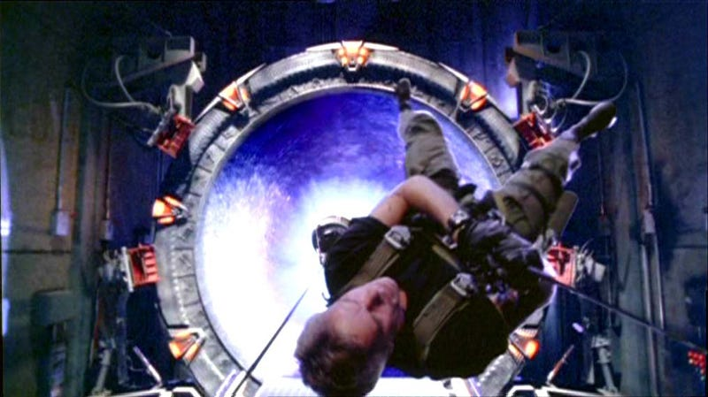 Illustration for article titled Stargate: SG-1 Rewatch - Season 2, Episode 15 A Matter of Time & Episode 16The Fifth Race