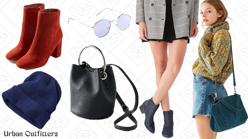 Up to 50% off women's fall accessories