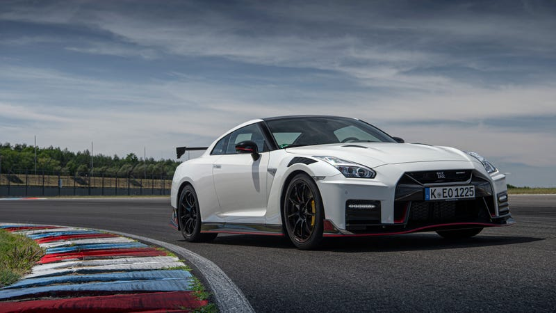 Illustration for article titled The 2020 Nissan GT-R Got Another Big Price Increase