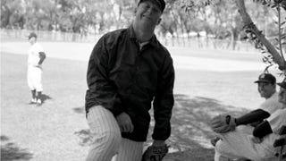 Tony Kubek Once Brought A Camera To Spring Training, Then Mantle Farted