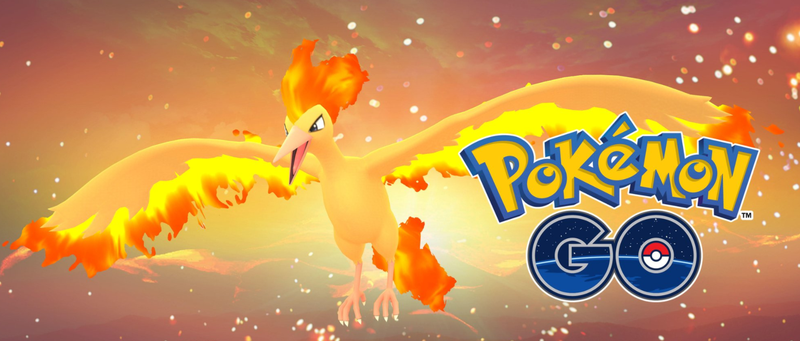Illustration for article titled How To Find And Defeat Legendary Moltres InPokémonGo