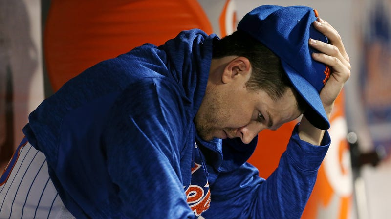 Illustration for article titled Jacob DeGrom Deserves Better Than To Be Left Hanging By The Mets
