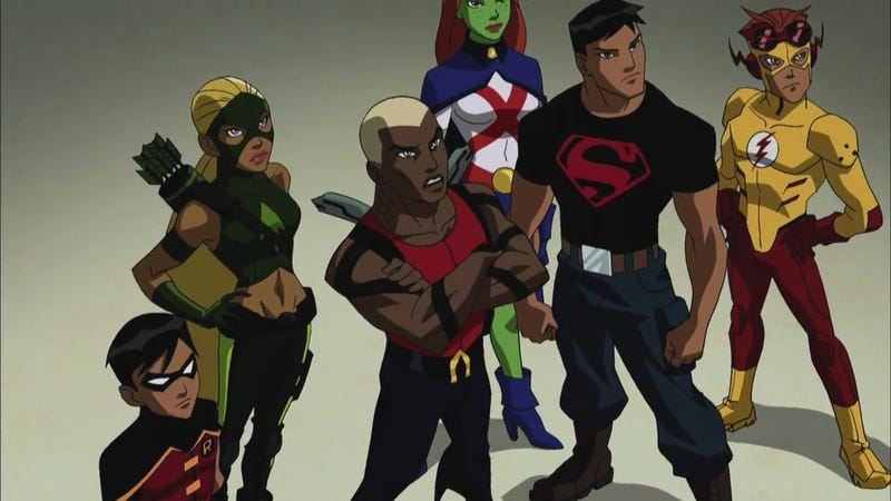 Illustration for article titled Paul Dini: Superhero cartoon execs don't want largely female audiences