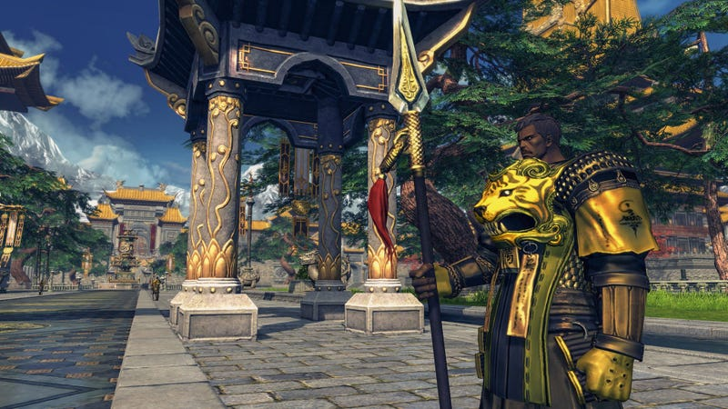 Illustration for article titled Blade & Soul's First Expansion Arrives Just Two Months After Launch
