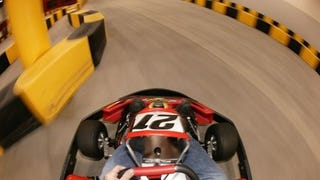 Beer, Girls And Go-Karts In Vegas