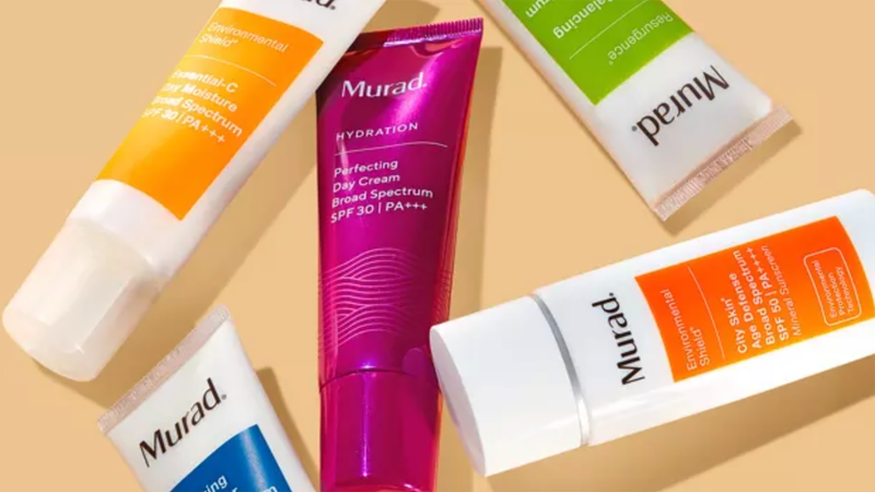 10% Off Sunscreen | Murad | Promo code BLOCKPARTY