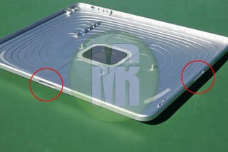 Illustration for article titled Leaked Supposed Next-Gen iPad Pics Reveal Landscape Dock Connector