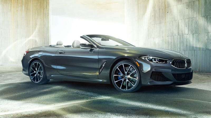 Illustration for article titled What Do You Want To Know About The BMW M850i Convertible?