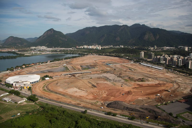 Illustration for article titled Rio Olympics Shaping Up To Be Complete Crap