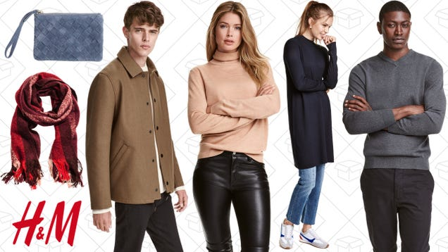You ll Fall For H&M s Sale on Everything You Need for Autumn