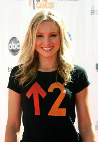 """Illustration for article titled Kristen Bell: """"High School Is A Pit Of Despair"""""""
