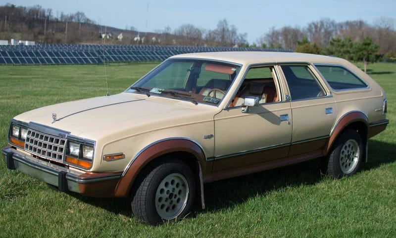 Illustration for article titled For $4,500, Could This 1983 AMC Eagle Signal Your Independence From The Mundane?