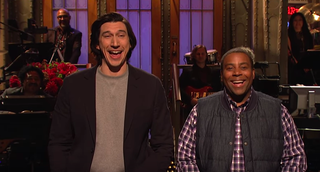 Adam Driver, Kenan Thompson