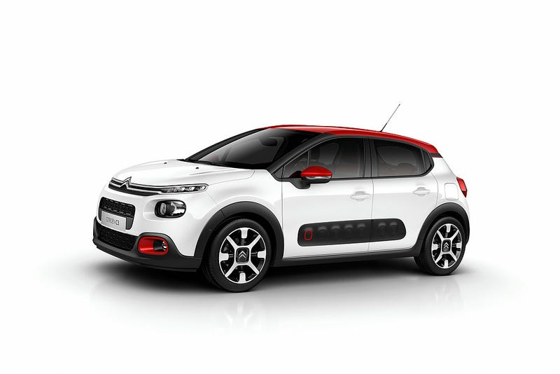 Illustration for article titled Citroën C3: This is it