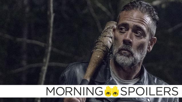 The Walking Dead Has Cast a Major Player in Negan s Backstory