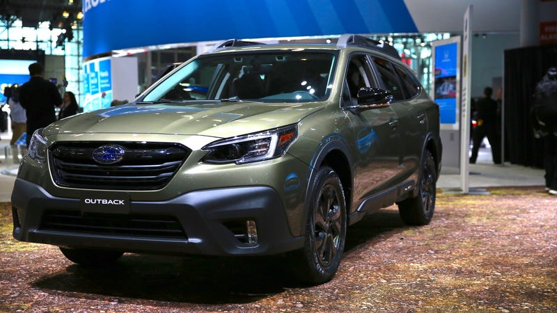 The 2020 Subaru Outback Gets A 260 Hp Boxer Engine And A