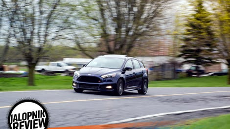 Ford Focus St The Jalopnik Review