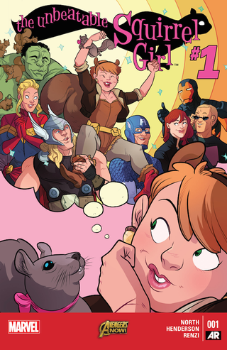 Illustration for article titled Unbeatable Squirrel Girl #1 Is Nutty Perfection