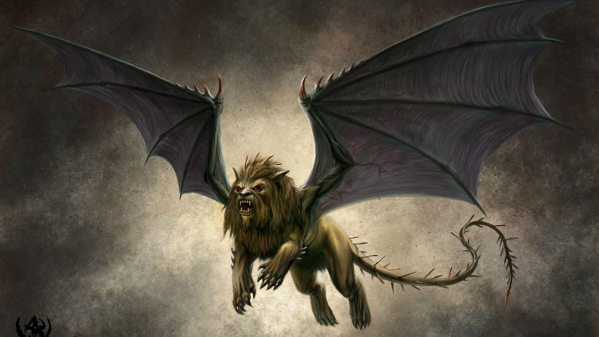 The 13 Greatest, Craziest And Most Badass Monsters In Greek