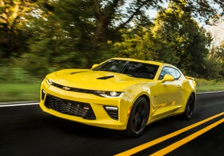 How Would You Build Your 2016 Chevrolet Camaro