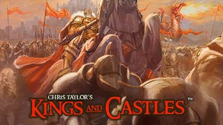 Illustration for article titled Gas Powered Announces Kings And Castles, Chris Taylor Bitten By Horse