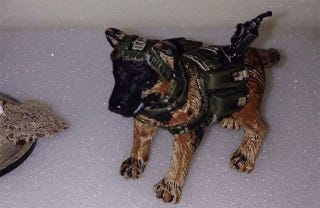 Illustration for article titled Call of Duty's Dog Gets The Action Figure He Deserves