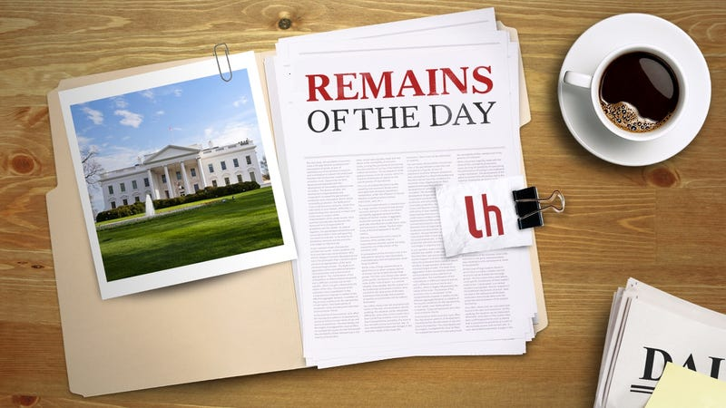 Illustration for article titled Remains of the Day: You Can Now Send the President Messages on Facebook