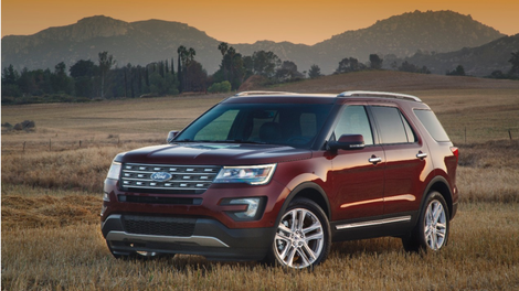the 2018 ford explorer comes with new quad exhausts and that 39 s about it. Black Bedroom Furniture Sets. Home Design Ideas