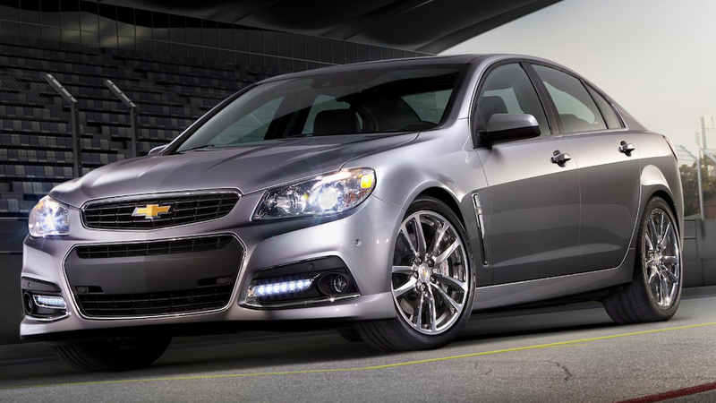 Illustration for article titled The Chevy SS Is Going To Make a Great Used Car