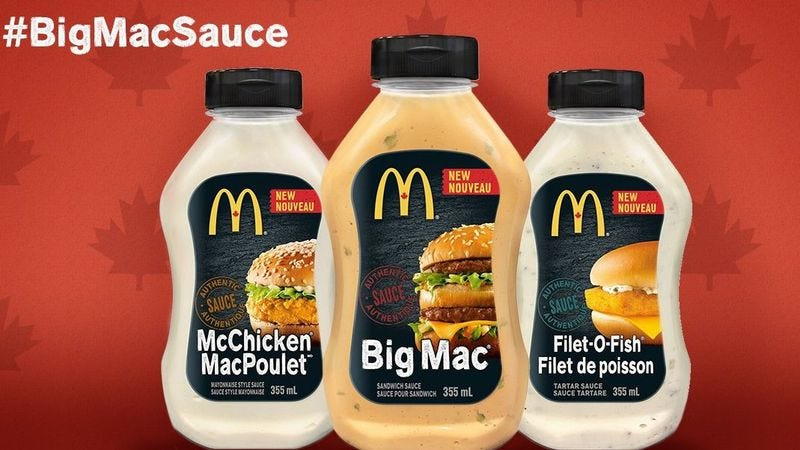 Photo: McDonald's Canada