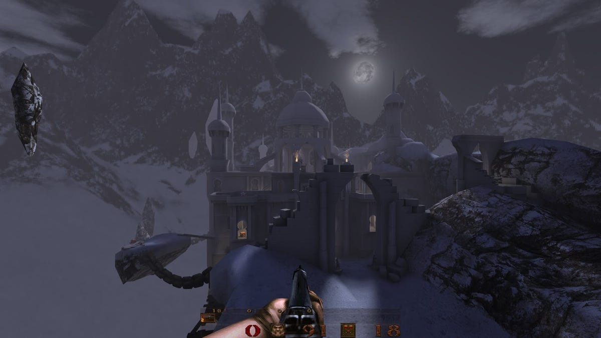 The Mods That Are Keeping Quake Alive In 2017
