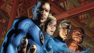 """Illustration for article titled Hilarious Title Ideas For That """"Ultra-Realistic"""" Fantastic Four Movie"""