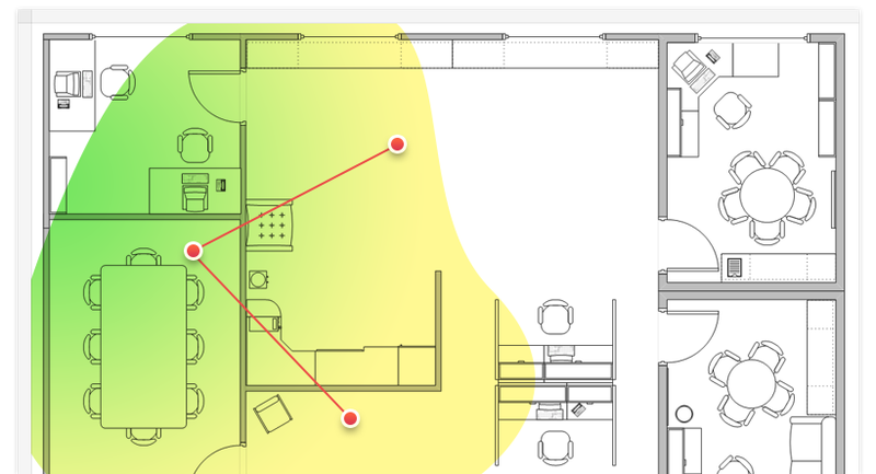 Illustration for article titled Esta sencilla herramienta te permite medir la calidad del WiFi en cada lugar de tu casa