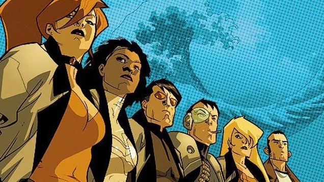 Nextwave: Agents of H.A.T.E. Theme Song - YouTube