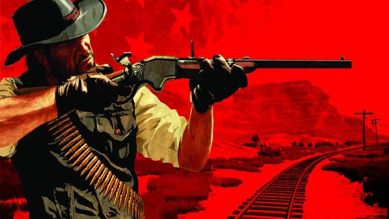 Illustration for article titled Rumor Mill Rages Regarding Red Dead Redemption
