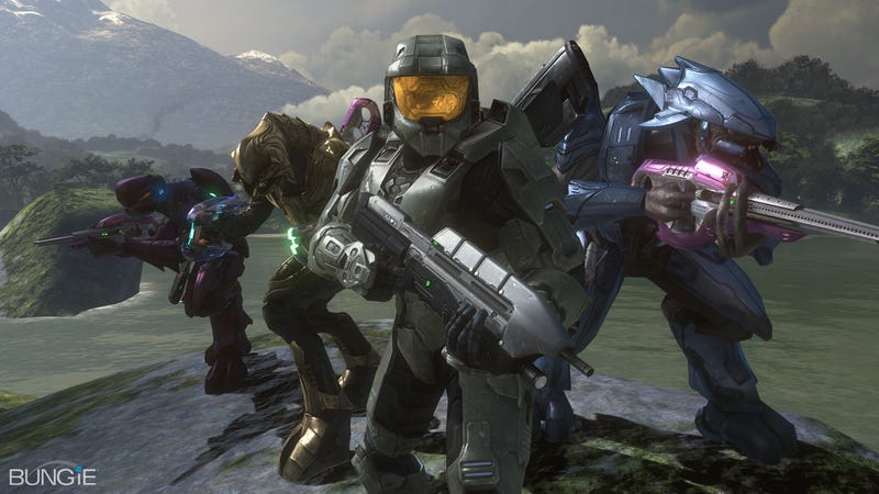 Illustration for article titled Game Night Blip: Halo 3 Edition