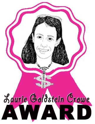 Illustration for article titled And the Winner of the First Lauren Goldstein Crowe Award Is... Lauren Goldstein Crowe!