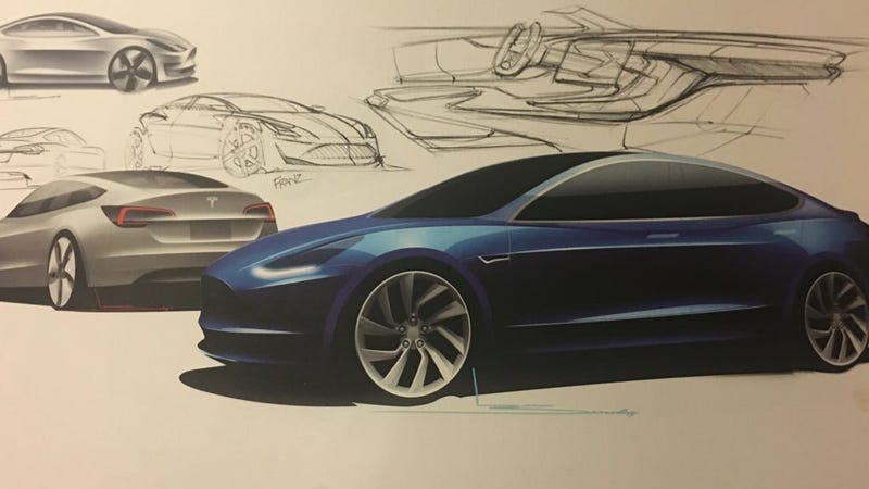 Concept Art For The Model 3