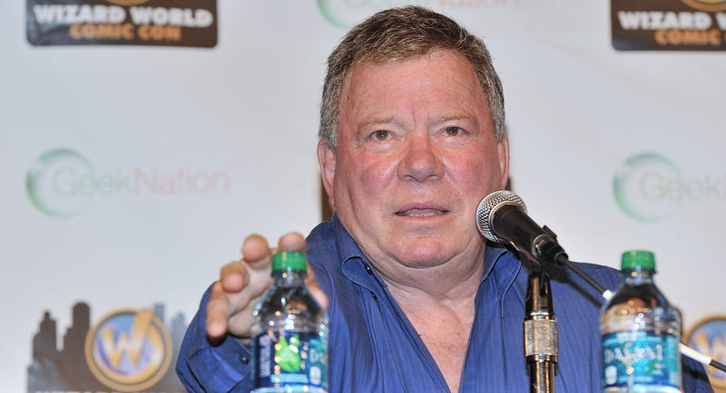 Illustration for article titled William Shatner Is Crowdsourcing Ideas for His Bonkers Drought Plan