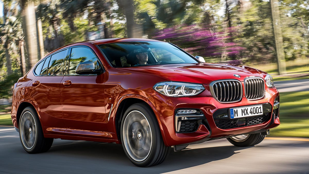 The 2019 Bmw X4 Is Already Growing On Me