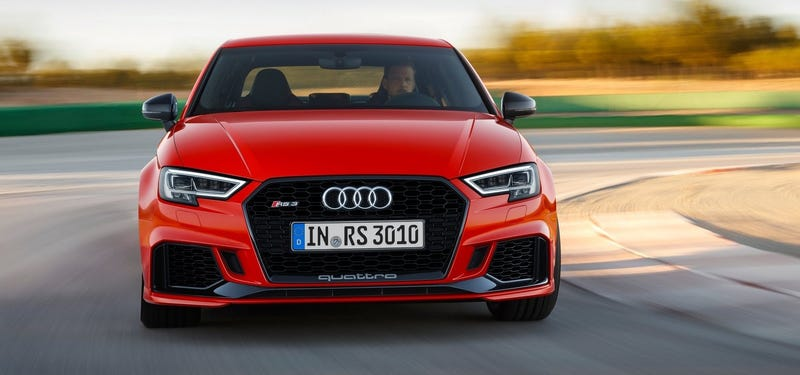 Illustration for article titled Audi Will RS All The Cars