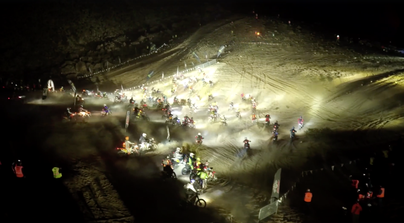 Screen capture via King of the Hammers on Facebook