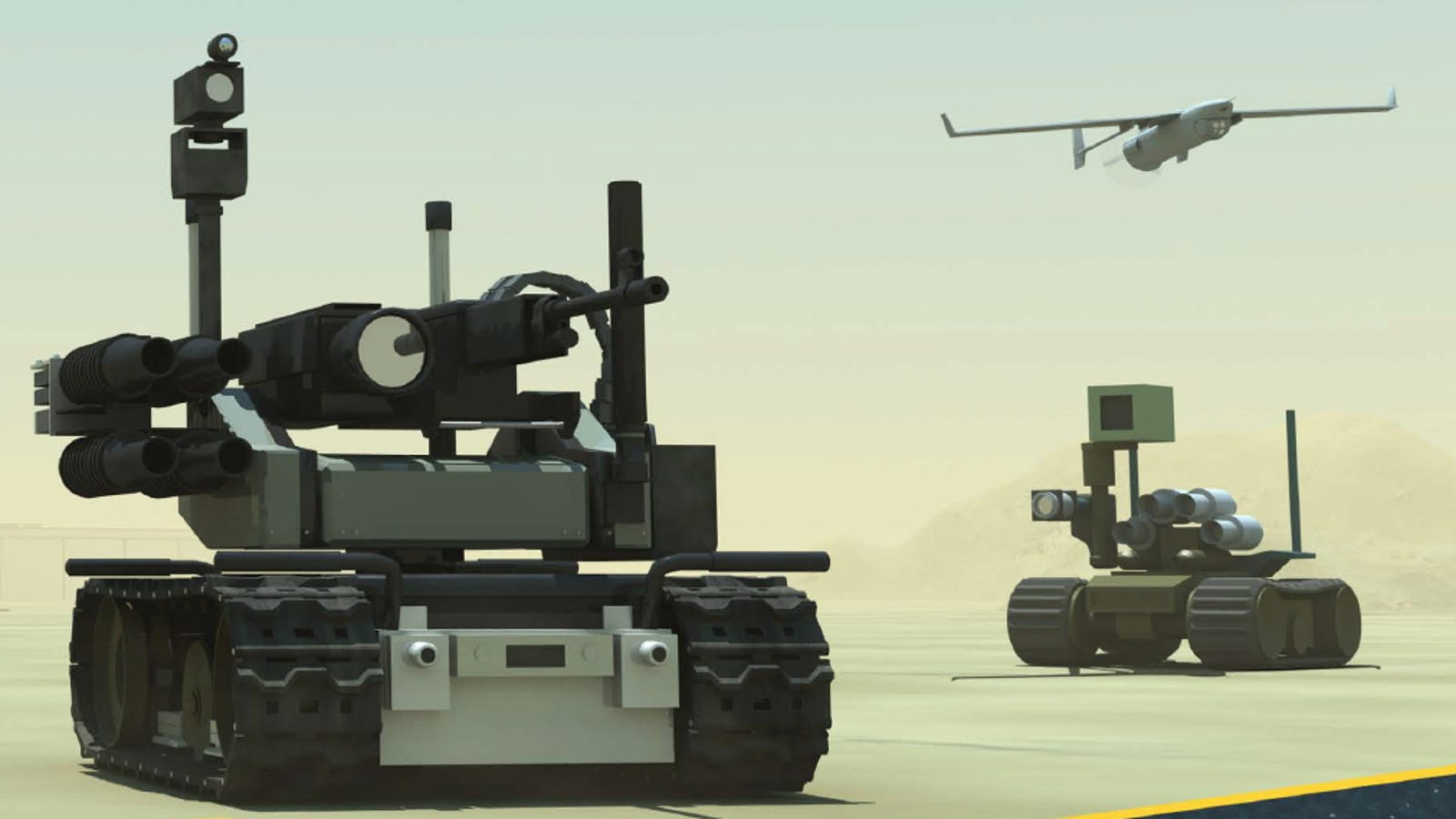 X 42 Robo Warfare Facility