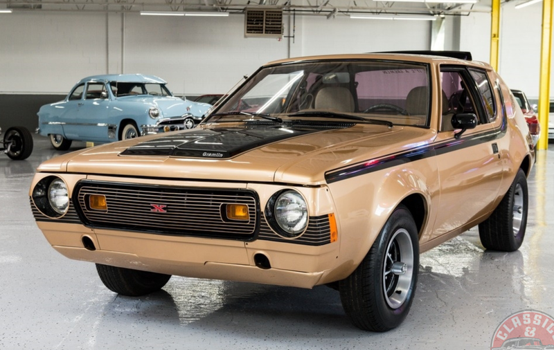 Illustration for article titled This Pristine 1976 AMC Gremlin X Is Making Me Question The Majority Of My Life Choices