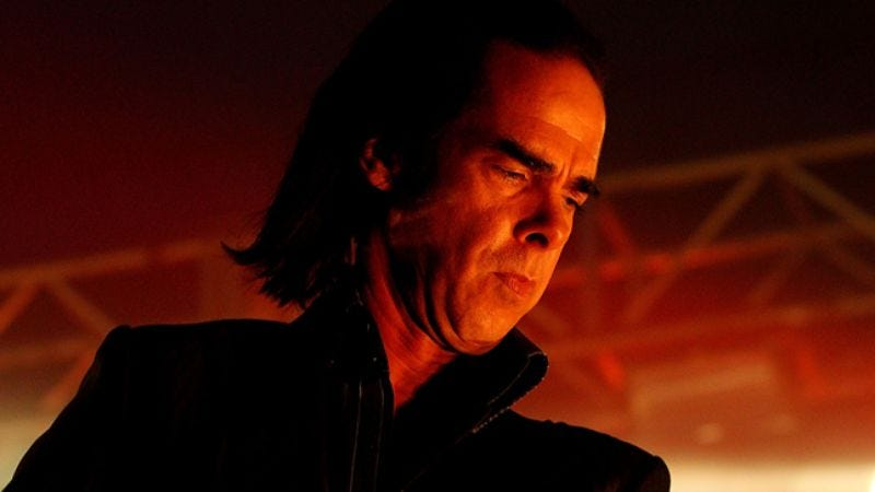 Illustration for article titled Nick Cave
